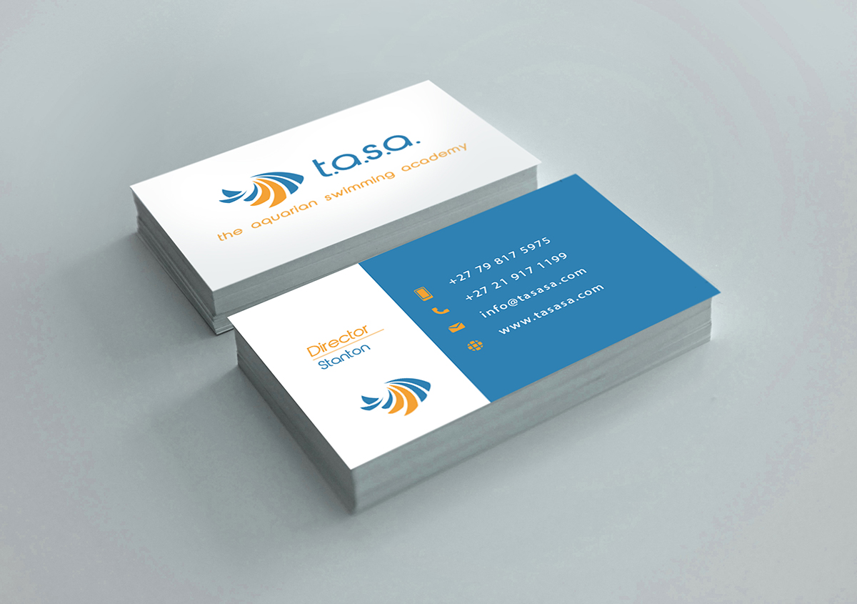 TASA-business cards